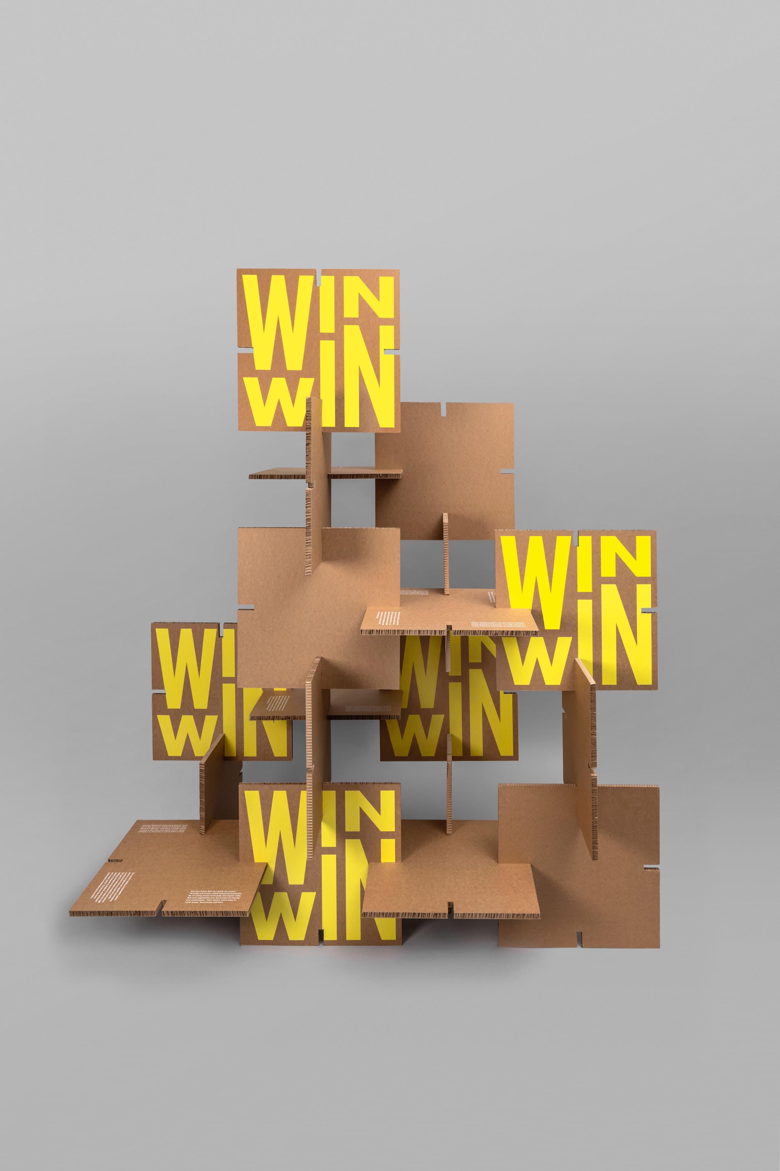Happy F&B - WinWin - Gothenburg Sustainability Award