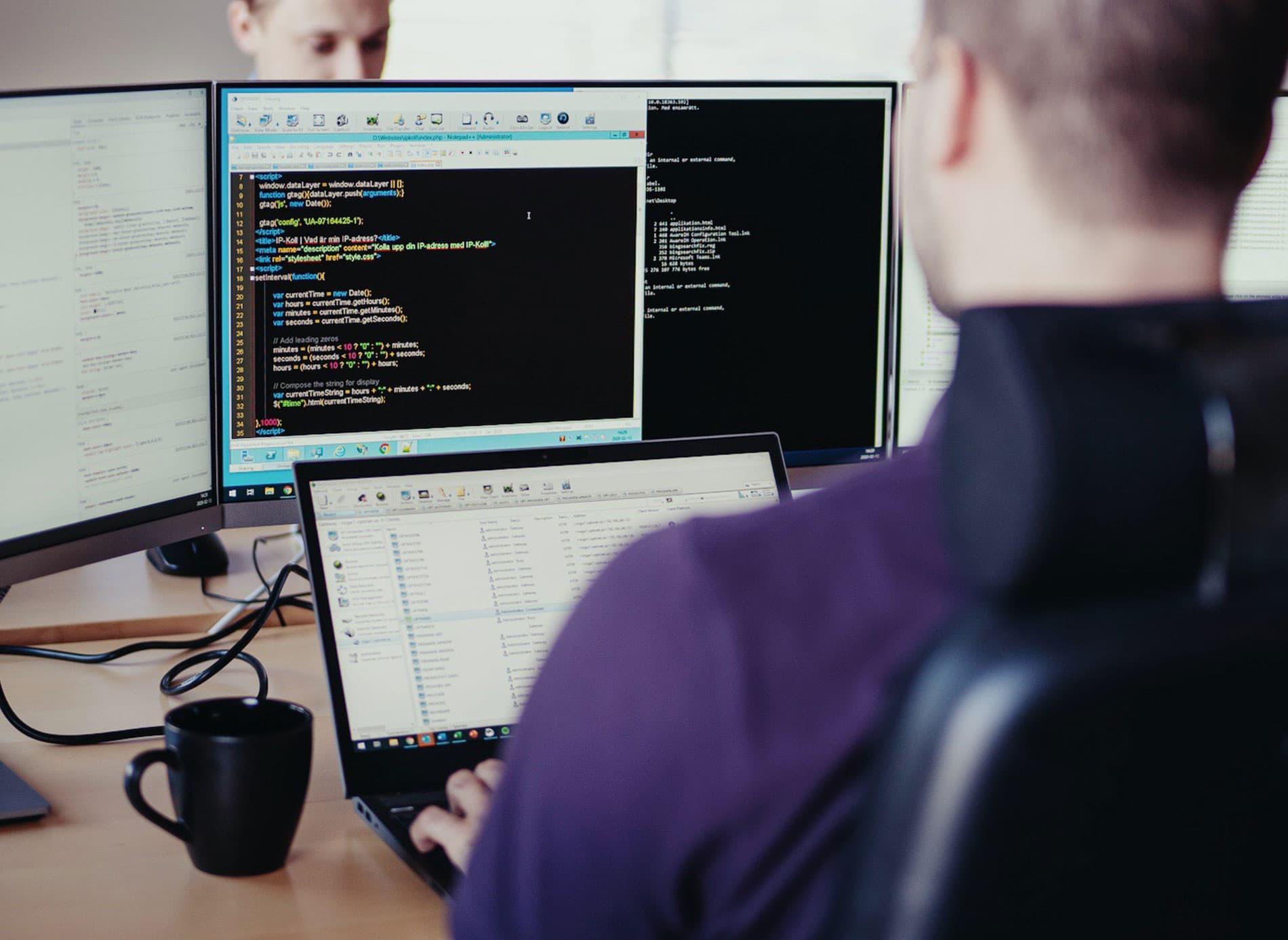 Optinet Software - Applikationsutveckling